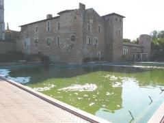 Ancienne Commanderie des Hospitaliers de Jérusalem - Français:   Commanderie du Temple-sur-Lot