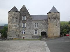 Château de Ruthie - English: Aussurucq (Pyr-Atl, Fr) château