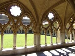 Cathédrale Notre-Dame -  Cloitre de la cathédrale Notre-Dame de Bayonne