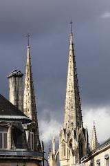 Cathédrale Notre-Dame - Clochers de la cathédrale de Bayonne