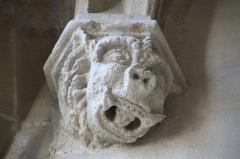 Cathédrale Notre-Dame - détail du cloître de la cathédrale Notre-Dame de Bayonne