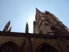 Cathédrale Notre-Dame - Español: siglo IX