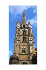 Cathédrale Notre-Dame - Tour de la Cathédrale Notre-Dame de Bayonne