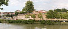 Fortifications -  Royal redoubt, promised to a speedy restoration.