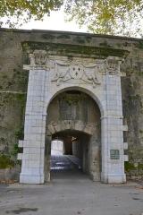 Fortifications - Français:   Porte de la Poterne