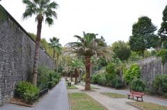 Fortifications - Allée des Tarrides