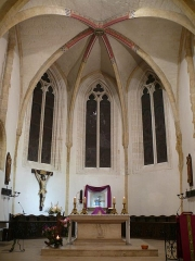 Eglise Saint-Martin - English: Saint-Martin's church of Biarritz (Pyrénées-Atlantiques, Aquitaine, France).