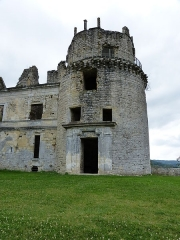 Château de Bidache - This building is indexed in the Base Mérimée, a database of architectural heritage maintained by the French Ministry of Culture, under the reference PA00084358 .