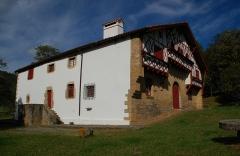 Maison Basque dite la salle d'Etchepare - English: Etxepare.