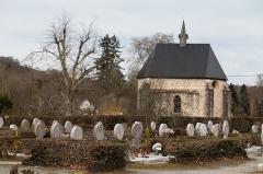 Chapelle Saint-Jean-de-Berraute - English:  Chapel Saint Jean de Berraute.