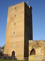 Château - English: Montaner castle, Pyrénées-Atlantiques, France