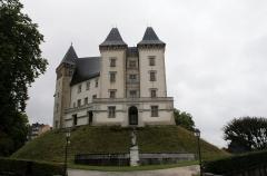 Domaine national du château de Pau ou château Henri IV - Tours 19ème