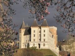 Domaine national du château de Pau ou château Henri IV - Château de Pau (Classé Classé)