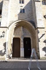 Eglise Saint-Jean-Baptiste - Église Saint-Jean-Baptiste de Saint-Jean-de-Luz