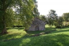 Chapelle Saint-Blaise - English: Chapelle Saint-Blaise de Saint-Jean-le-Vieux