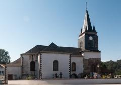 Eglise Saint-Pierre -  Church Saint Peter of Ursakoa.