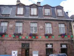 Maison dite de Mansart -  Saint-Jean-Pied-de-Port town hall