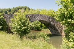 Pont d'Ibarron -  Bridge of Ibarron at Saint Pée sur Nivelle, taked by the  Way of Baztan