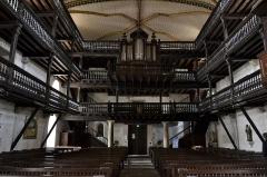 Eglise Saint-Martin - Église Saint-Martin de Sare