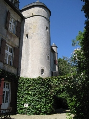 Château d'Urtubie - This building is indexed in the Base Mérimée, a database of architectural heritage maintained by the French Ministry of Culture, under the reference PA00084538 .