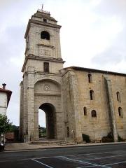 Eglise Saint-Vincent - English: Urrugne (Pyr-Atl., Fr) Église