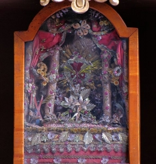 Eglise Saint-Pierre-et-Paul dite Sainte-Richarde -  Alsace, Bas-Rhin, Andlau, Église Saints-Pierre-et-Paul dite Sainte-Richarde (PA00084587, IA00115010).