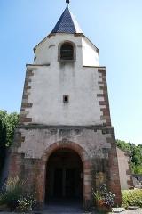 Eglise Dompeter - Français:   Alsace, Bas-Rhin, Avolsheim, Molsheim, Église Saint-Pierre dite Dompeter (PA00084594, IA67006175).