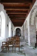 Eglise Dompeter - Français:   Alsace, Bas-Rhin, Avolsheim, Molsheim, Église Saint-Pierre dite Dompeter (PA00084594, IA67006175).  Bas-côté.