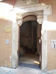 Maison - Français:   porte