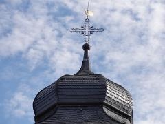 Eglise protestante -  Alsace, Bas-Rhin, Église protestante de Berg (PA00084611, IA67000743).