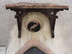 Chapelle Saint-Jean-Baptiste - Alsace, Bas-Rhin, Chapelle Saint-Jean-Baptiste de Dambach-la-Ville (PA00084676, IA00115224).
