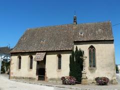 Chapelle Saint-Jean-Baptiste - Chapelle Saint Jean
