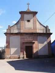 Eglise catholique Saint-Laurent - Français:   Alsace, Bas-Rhin, Église Saint-Laurent de Dieffenbach-au-Val (PA00084692, IA67010431).