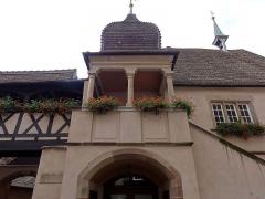 Hôtel de ville - Français:   Alsace, Bas-Rhin, Hôtel de ville de Mittelbergheim (PA00084789, IA00115379)
