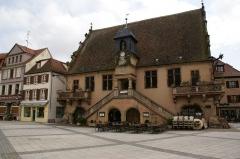 Grandes Boucheries - English: La Metzig in Molsheim, Alsace, France