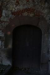 Enceinte médiévale de la ville (vestiges du mur) -  Ramparts of Molsheim}