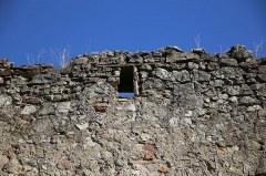 Enceinte médiévale de la ville (vestiges du mur) -  Ramparts of Molsheim