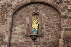 Tour des Forgerons - English: Tour des Forgerons in Molsheim, Alsace.