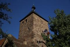 Tour des Forgerons -  Porte des Forgerons (Molsheim)