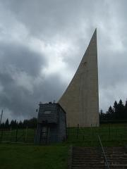 Ancien camp concentrationnaire de Natzweiler-Struthof, actuellement musée des Déportés - Català:  Camp de concentració de Natzwiller-Struthof (Alsàcia, França)