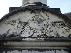 Monument du général Clarke - Français:   Monument funéraire de Henri Jacques Guillaume Clarke à Neuwiller-lès-Saverne