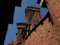 Château du Haut-Koenigsbourg (ou Hohenkoenigsbourg) - English: Château du Haut-Kœnigsbourg, Orschwiller, Alsace, France