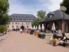 Monastère de Sainte-Odile, au Mont-Saint-Odile -  Alsace, Bas-Rhin, Ottrott, Couvent du Mont Sainte-Odile (PA00084884, IA00075612).