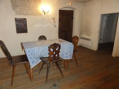 Synagogue -  Alsace, Bas-Rhin, Pfaffenhoffen, Synagogue (1791): (PA00084894, IA67010135): Salle