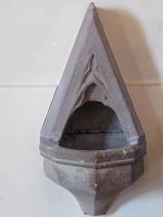 Eglise catholique de l'Assomption-de-la-Vierge - This object is indexed in the base Palissy, database of the French furniture patrimony of the French ministry of culture,under the referenceIM67001180.