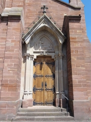 Eglise catholique -  Alsace, Bas-Rhin, Still, Église Saint-Mathias (PA00085010, IA67011366).