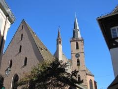Eglise protestante Saint-Pierre-le-Vieux - Alsace, Bas-Rhin, Église Saint-Pierre-le-Vieux de Strasbourg (PA00085031).