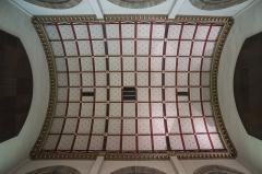 Gare ferroviaire centrale - Español: Techo del vestíbulo de la Estación de Estrasburgo