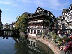 Maison des Tanneurs - English: Petite france Straßburg