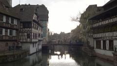 Maison des Tanneurs - 中文(繁體): 法國史特拉斯堡小法蘭西(la petite france Strasbourg)景觀